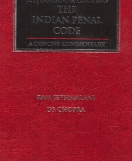 Indian Penal Code in Two Volumes