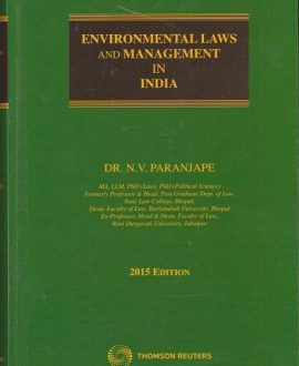 Environmental Law and Management