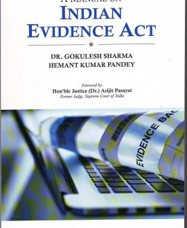 A Manual on Indian Evidence Act