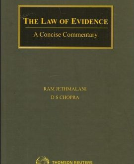 Law of Evidence - a concise commentary