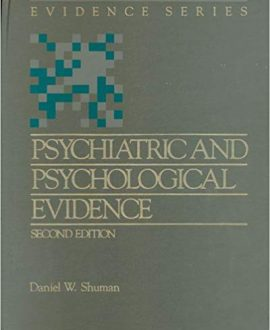 Psycretic and Psychological Evidence