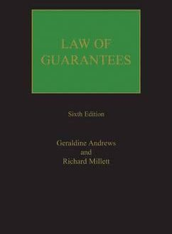 Law of Guarantees