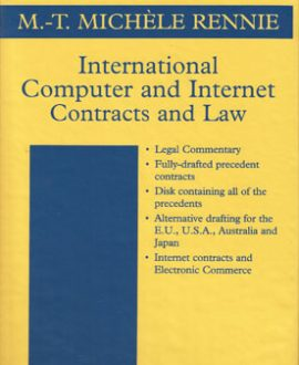 International Computer and Internet Contract Law (In Six Volumes)