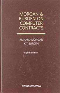 Morgan and Burden on IT Contracts