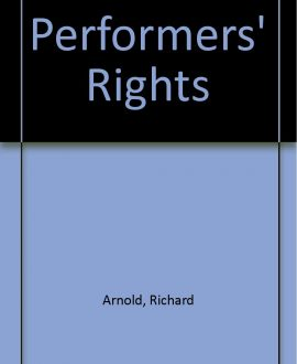 Performer's Right