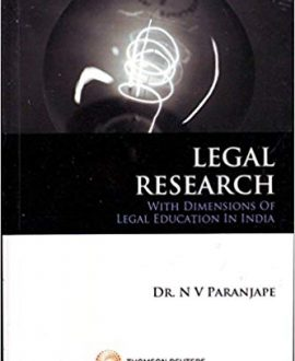 Legal Research with Dimensions of Legal Education in India