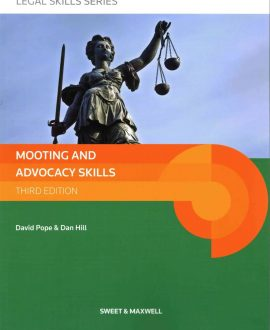 Mooting and Advocacy Skills