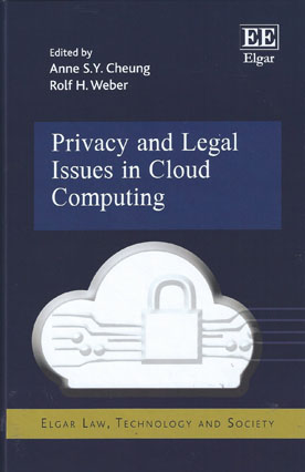Privacy and Legal Issues in Cloud Computing (Paperback)