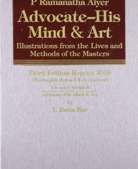 Advocate His Mind and Art- Illustrations from the lives and methods of the masters
