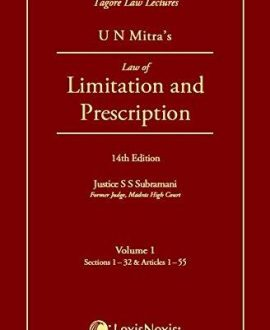 Law of Limitation and Prescription (2 Vol.)