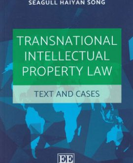 Transnational Intellectual Property Law (Paperback)