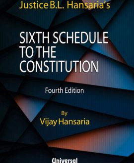 Sixth Schedule to the Constitution