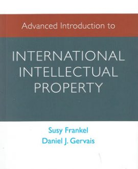 Advanced Introduction to International Intellectual Property (Paperback)