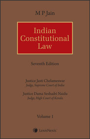Indian Constitutional Law (2 Vol.)