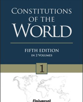 Constitutions of the World (2 Vol.)