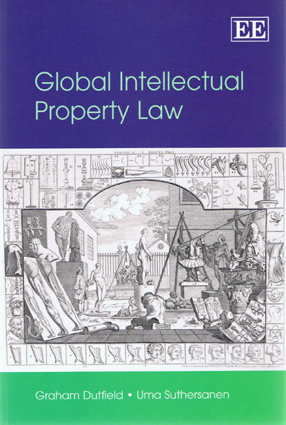 Global Intellectual Property Law (Paperback)