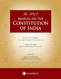 The MLJ Manual on the Constitution of India (5 Vol.)