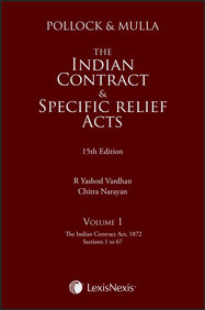 The Indian Contract and Specific Relief Acts (2 Vol.)