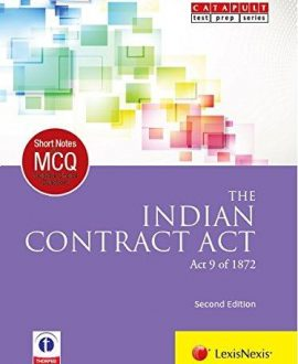 Short Notes & Multiple Choice Questions Series: The Indian Contract Act (Act 9 of 1872)