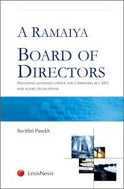 Board of Directors(Providing guidance under the Companies Act, 2013 and Allied Legislations)