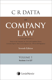 Company Law (Treatise on the Companies Act, 2013 with Legislative History, Committee Reports, Notes on the Companies Act, 1956 & SEBI Regulations); Set of 3 Vols + 2 Appendices + 1 Consolidated Table of Cases & Subject Index (6 Vol.)