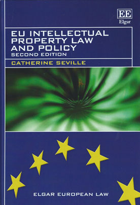 EU Intellectual Property Law and Policy (Paperback)