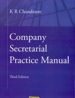 Company Secretarial Practice Manual