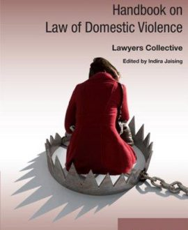 Handbook on Law of Domestic Violence
