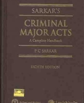 Criminal Major ActsA Complete Handbook