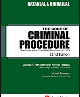 The Code of Criminal Procedure