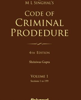 Code of Criminal Procedure (2 Vol.)
