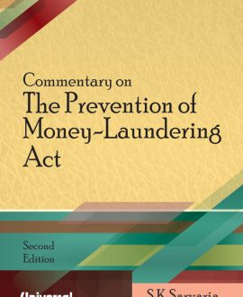 Commentary on The Prevention of Money - Laundering Act