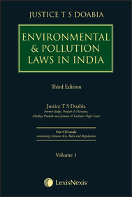 Environmental & Pollution Laws in India (2 Vol.)