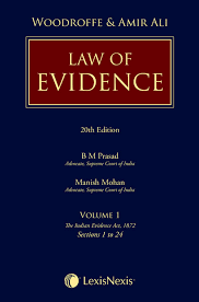 Law of Evidence (4 Vol.)