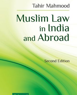 Muslim Law in India and Abroad