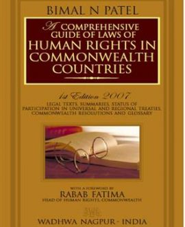 Comprehensive Guide of Laws of Human Rights in Commonwealth  Countries