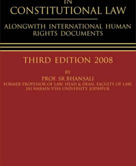 Human Rights in Constitutional Law