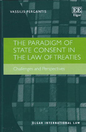 The Paradigm of State Consent in the Law of Treaties