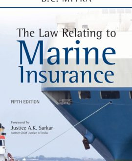 Law Relating to Marine Insurance