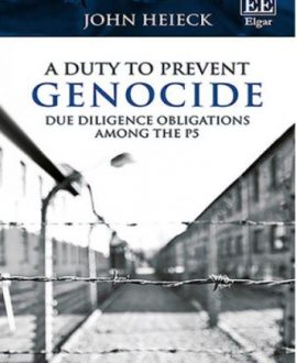 A Duty to Prevent Genocide