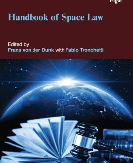 Handbook of Space Law (Paperback)