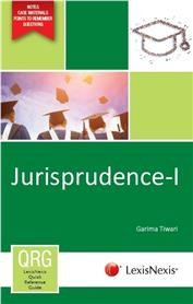 Quick Reference Guide Series: Jurisprudence-I