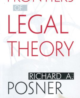 Frontiers of Legal Theory (Second Indian Reprint)
