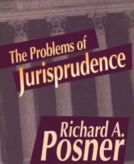 Problems of Jurisprudence, (First Indian Reprint)
