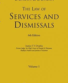 The Law of Services and Dismissals (2 Vol.)