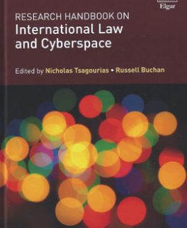 Research Handbook on International Law and Cyberspace
