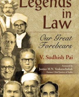 Legends in Law - Our Great Forebears