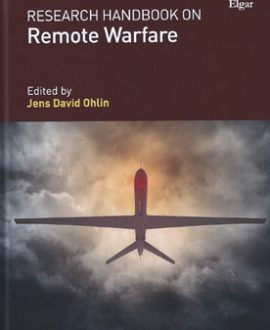 Research Handbook on Remote Warfare