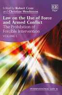 Law on the Use of Force and Armed Conflict (4 Vol.)