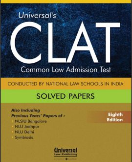 CLAT - Solved Papers